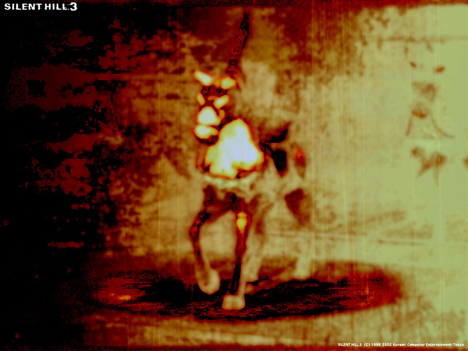 Арт к игре Silent Hill 3