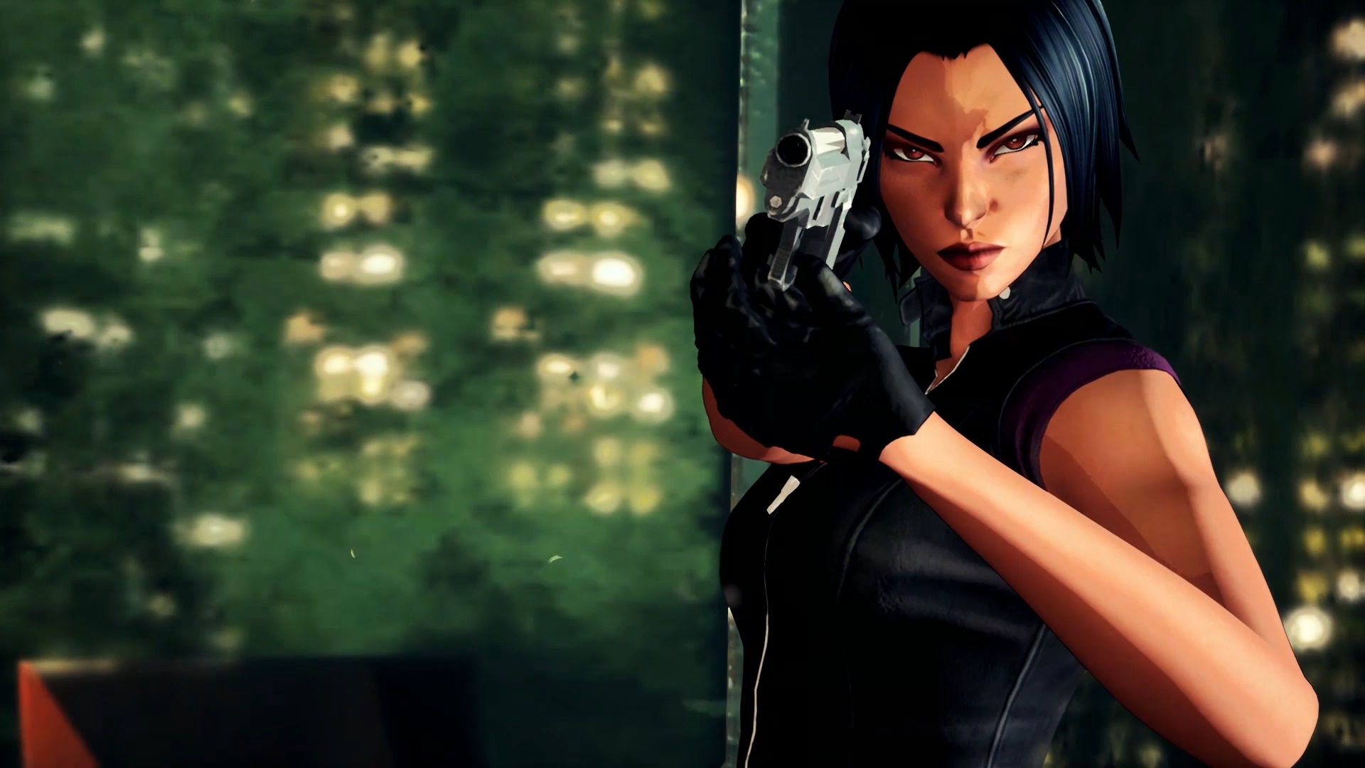 Арт к игре Fear Effect: Reinvented