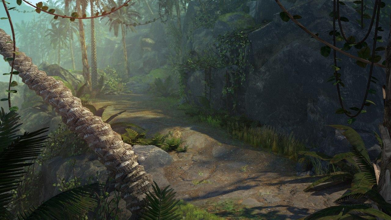 Арт к игре Pillars of Eternity II: Deadfire