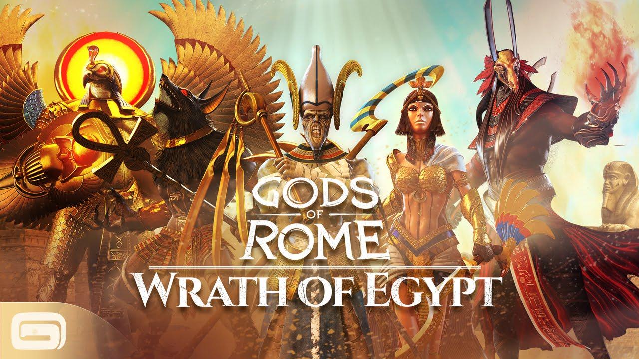 Арт к игре Gods of Rome