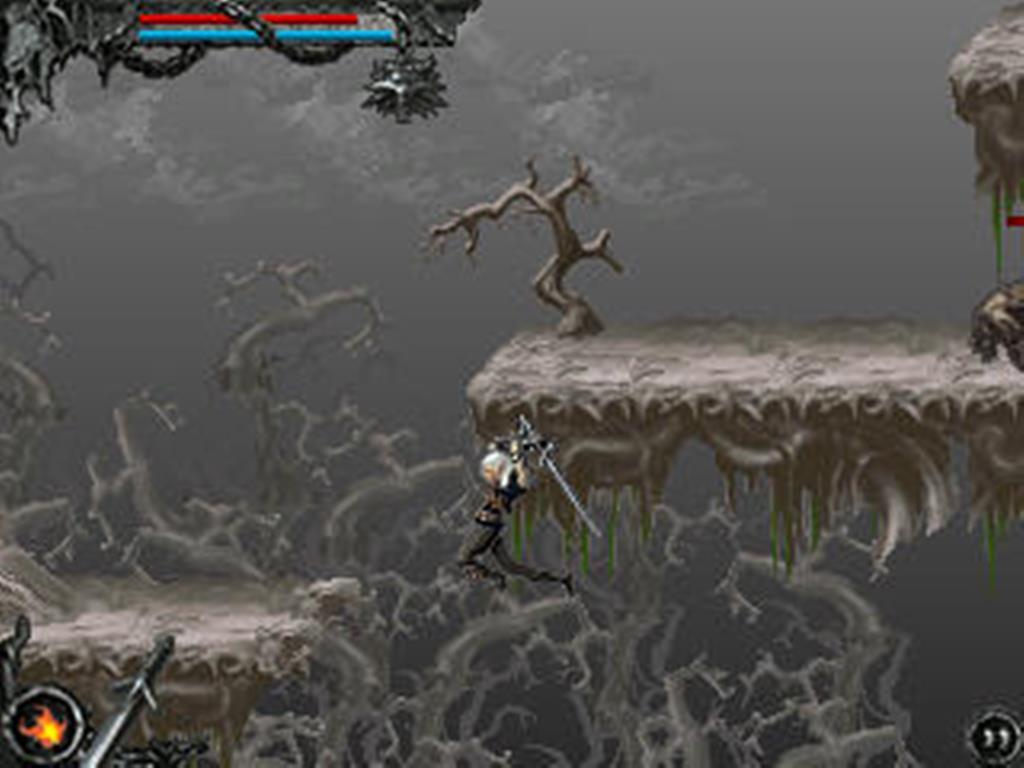 Арт к игре The Witcher: Crimson Trail
