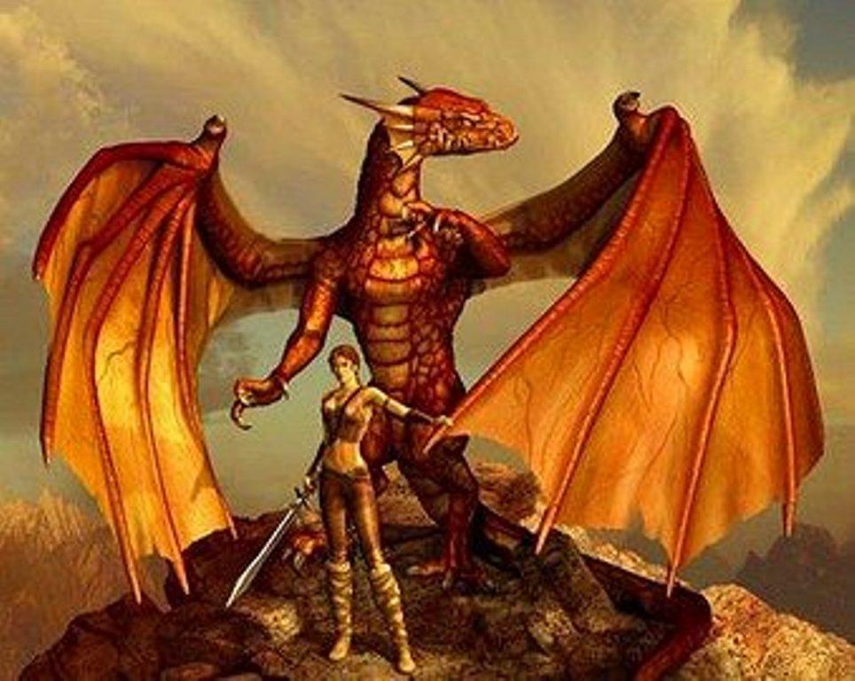 Арт к игре Drakan: Order of the Flame