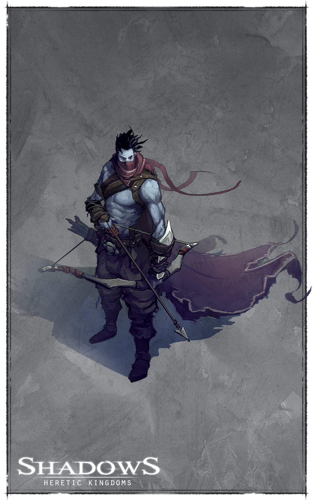 Арт к игре Shadows: Heretic Kingdoms