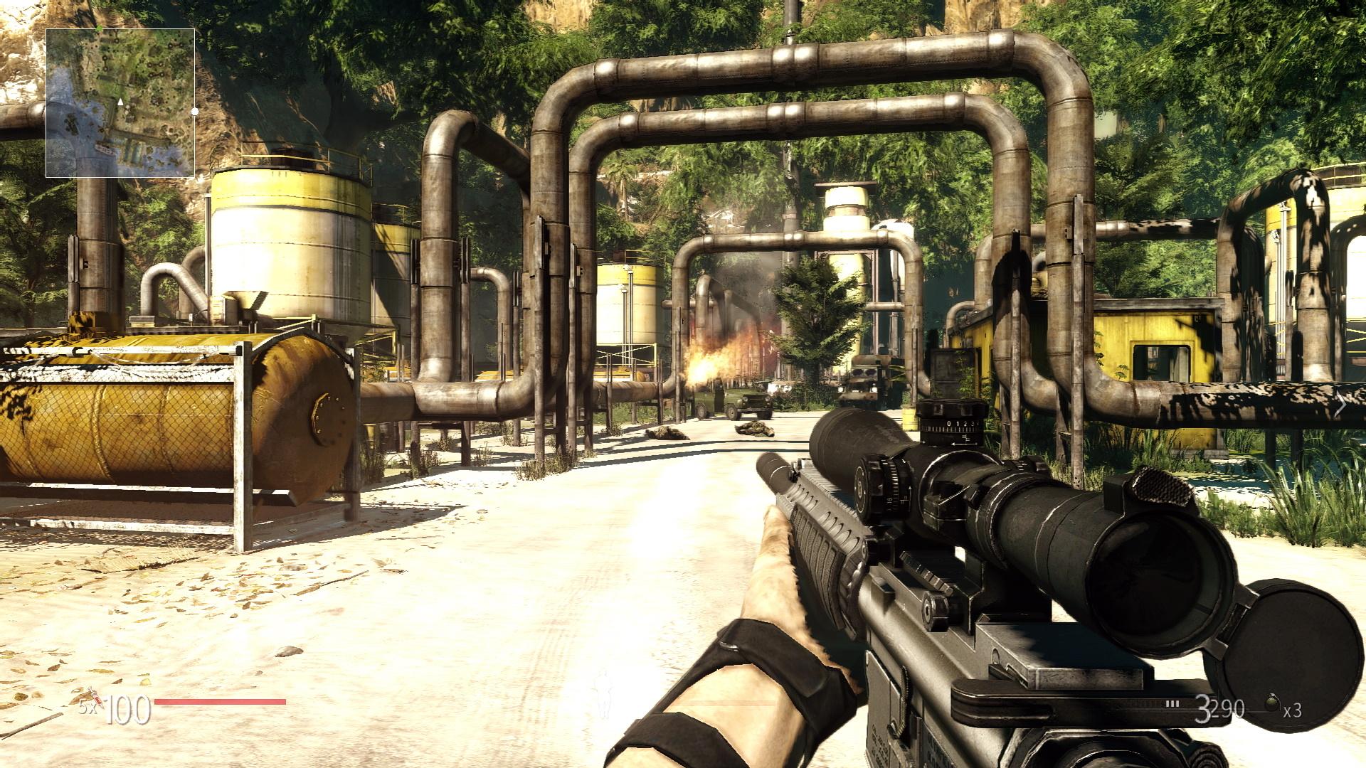 Арт к игре Sniper: Ghost Warrior