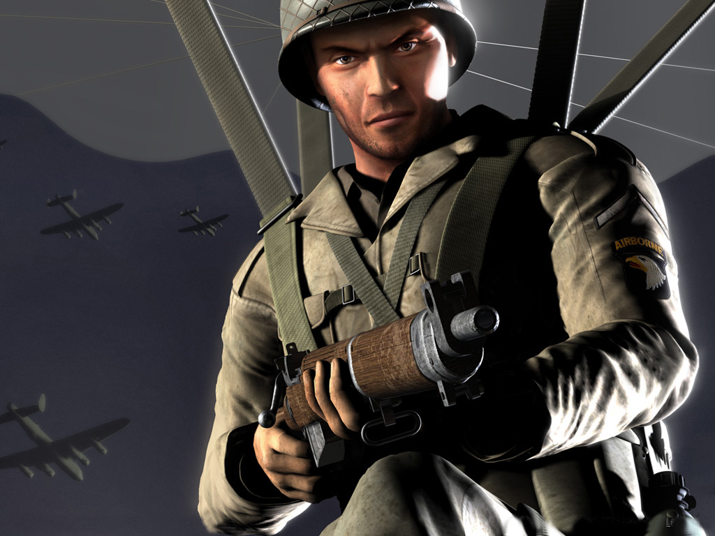 Арт к игре Call of Duty