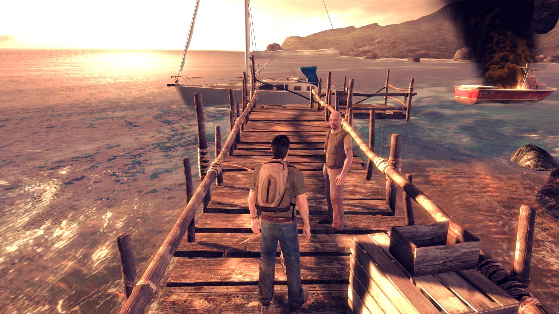 Арт к игре Lost: Via Domus