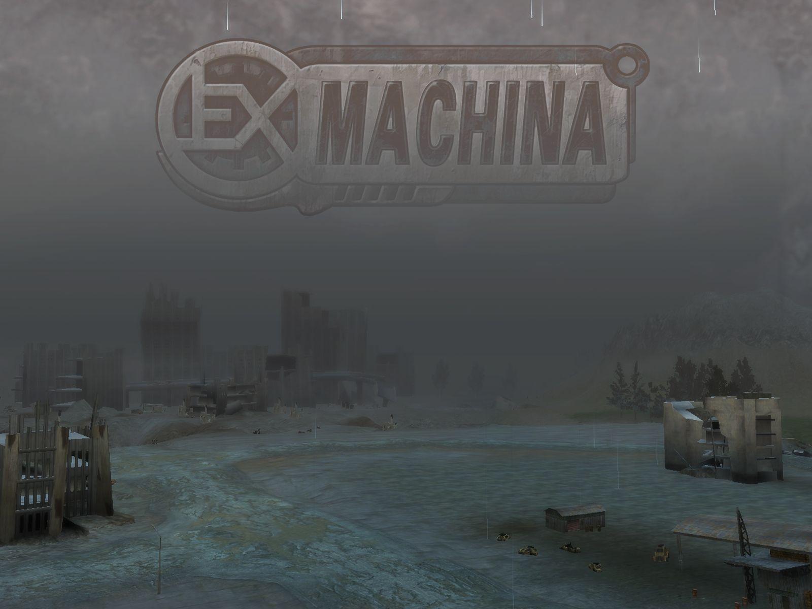 Арт к игре Ex Machina