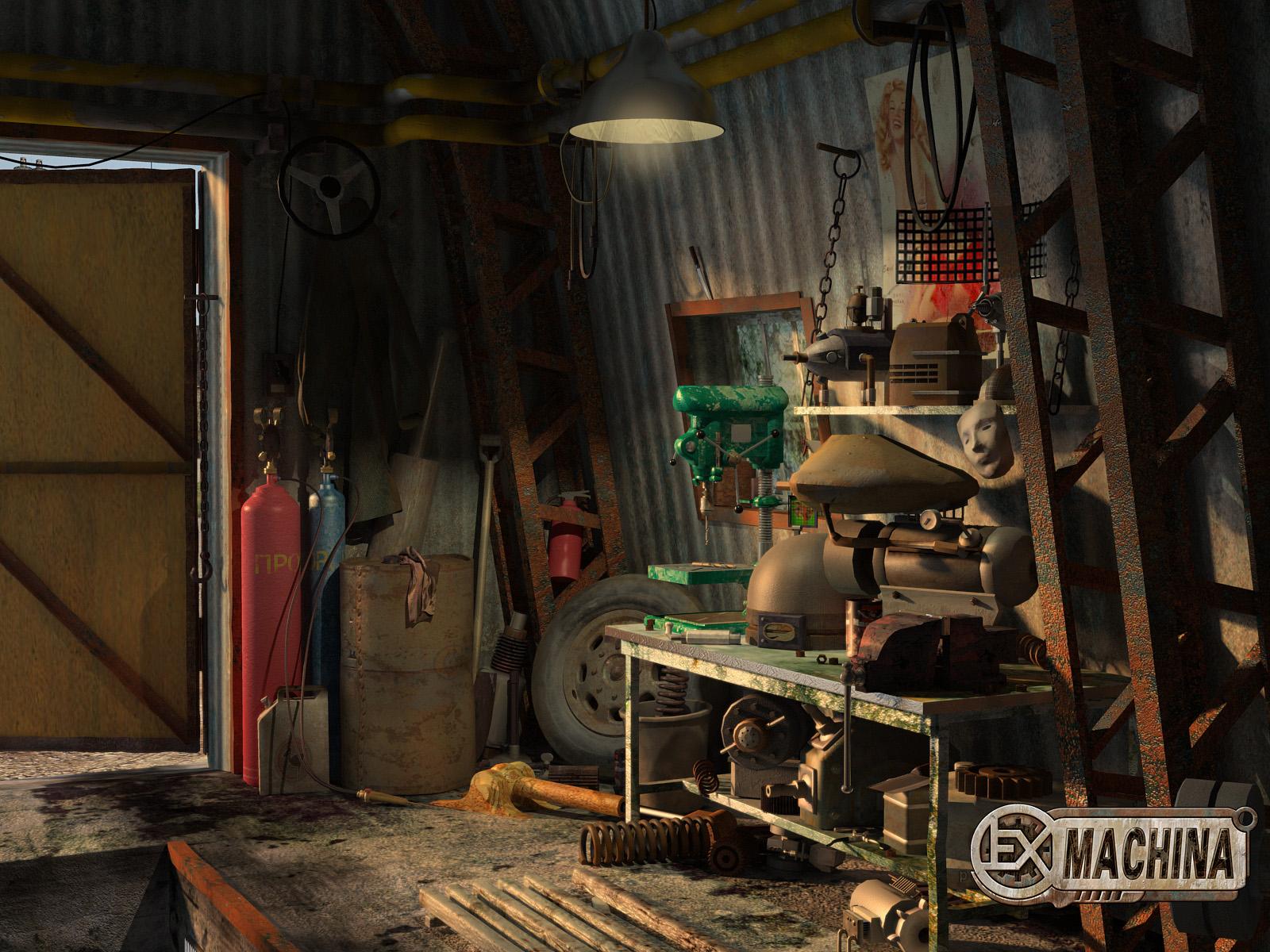 Арт к игре Hard Truck Apocalypse: Arcade