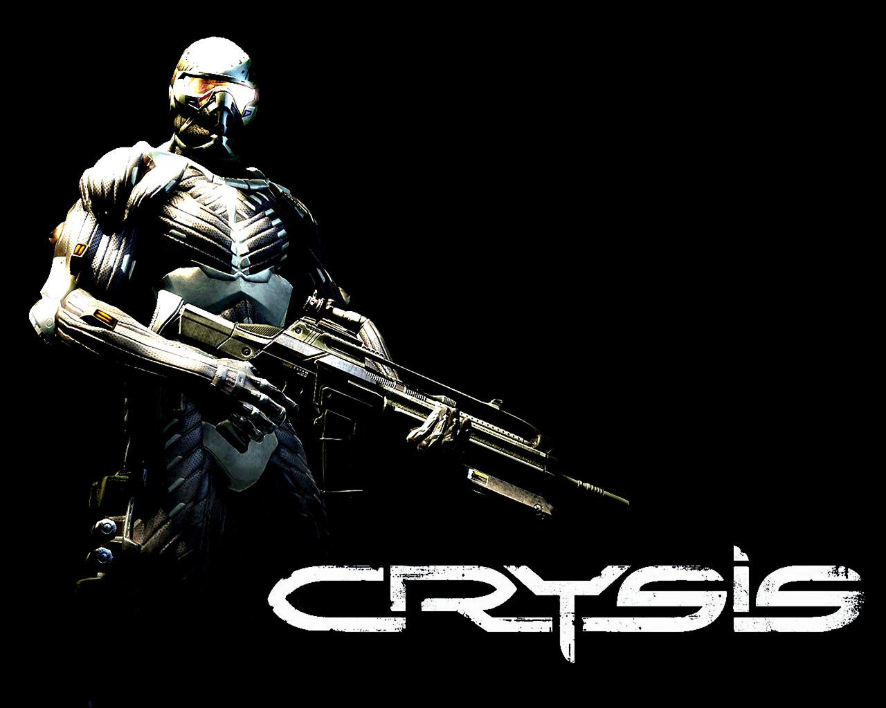 Арт к игре Crysis
