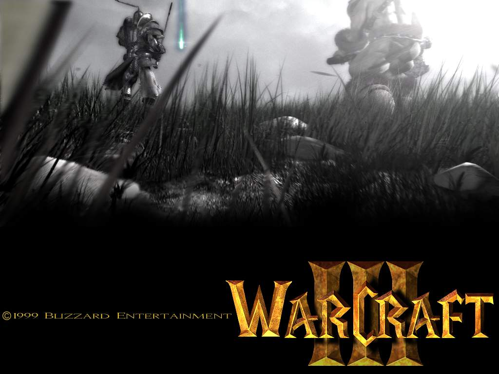 Арт к игре WarCraft III: Reign of Chaos