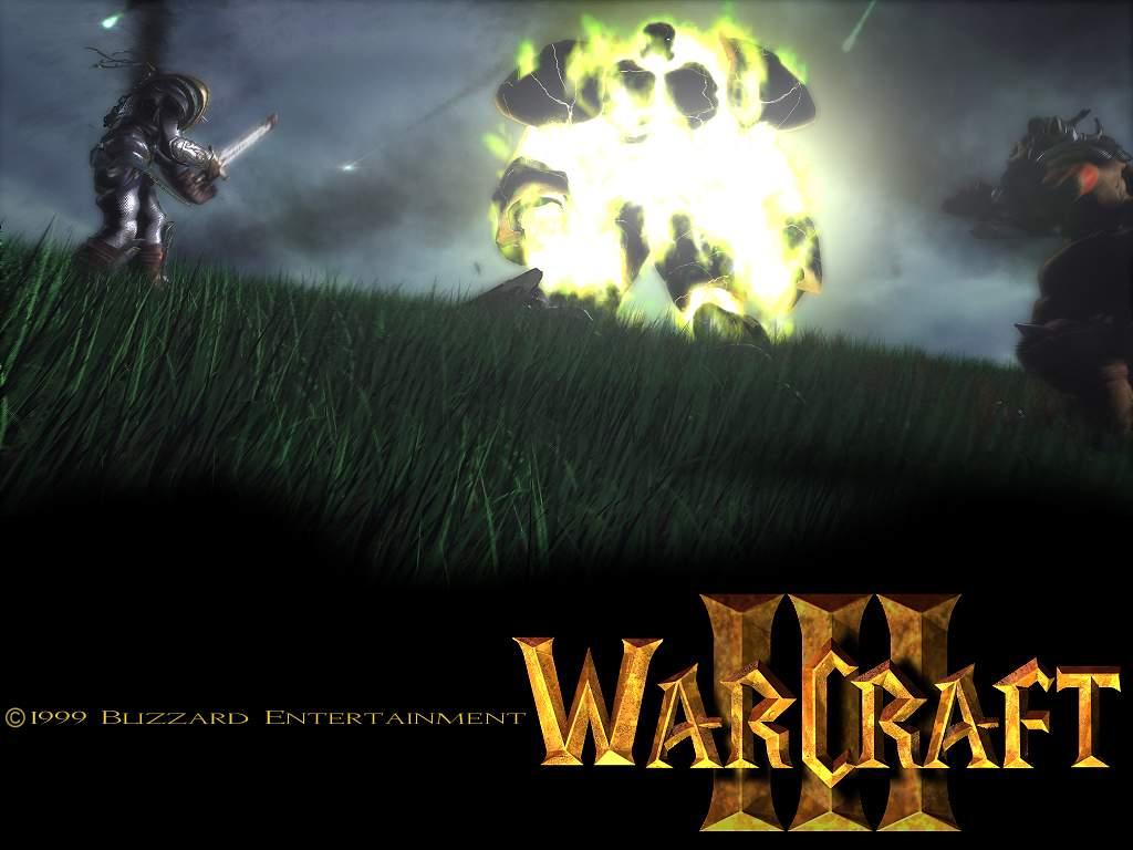Арт к игре WarCraft III: Reign of Chaos