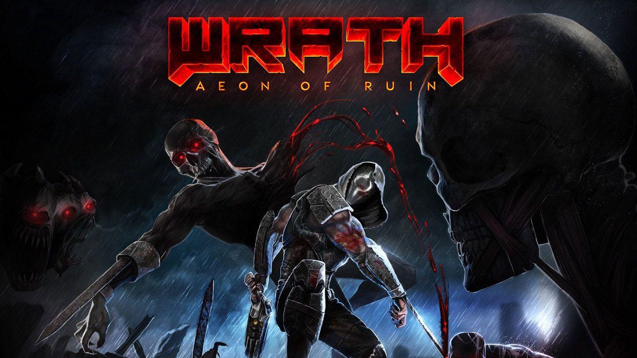 Арт к игре WRATH: Aeon of Ruin