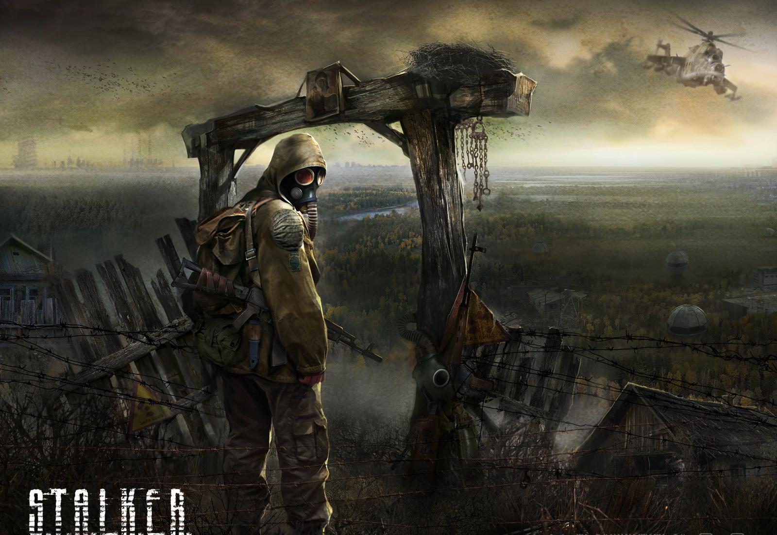 Арт к игре S.T.A.L.K.E.R.: Call of Pripyat