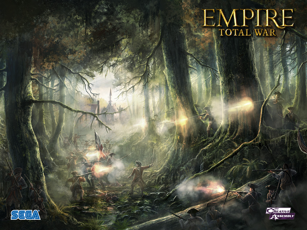Арт к игре Empire: Total War