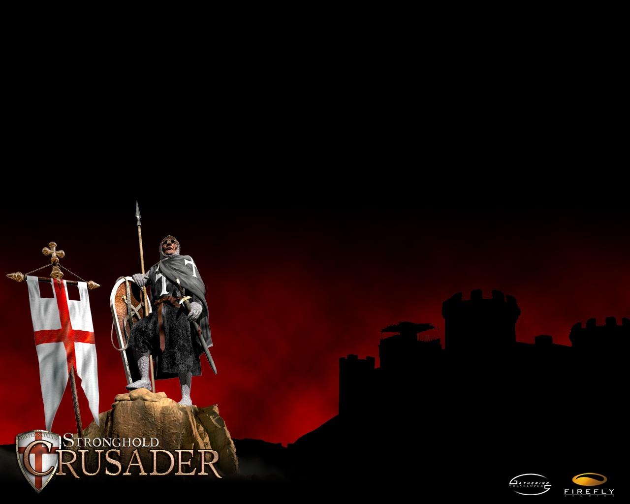 Арт к игре Stronghold: Crusader