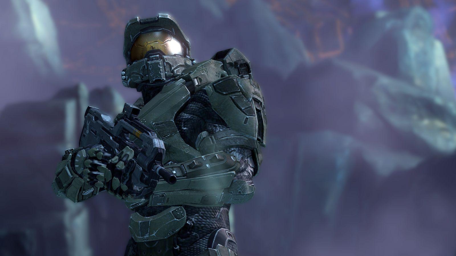 Арт к игре Halo 4
