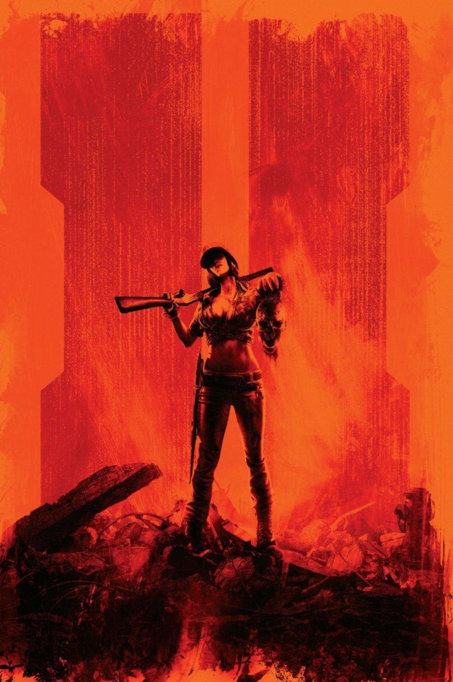 Арт к игре Call of Duty: Black Ops II