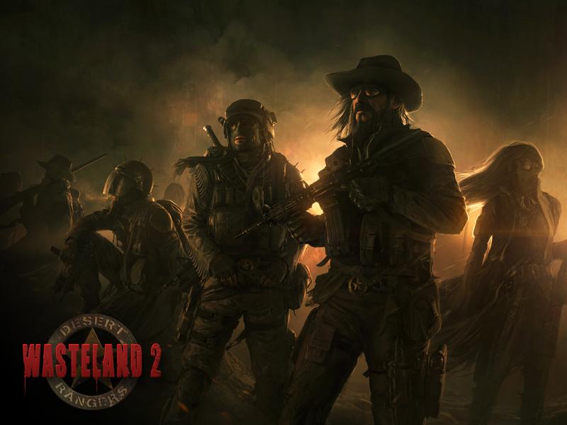 Арт к игре Wasteland 2