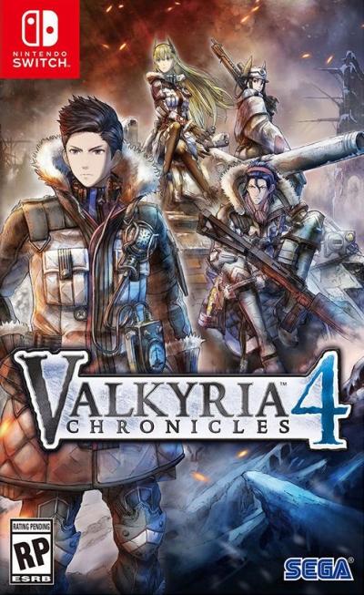 Valkyria Chronicles IV