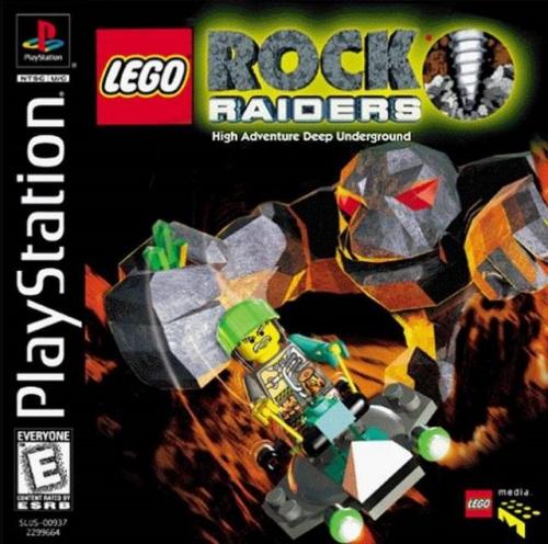 LEGO Rock Raiders for Playstation