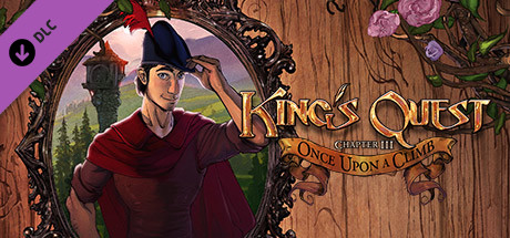 King's Quest - Chapter III: Once Upon a Climb