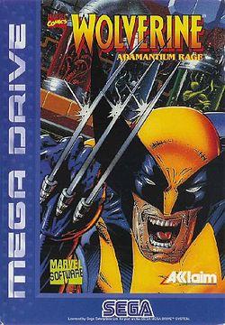 Wolverine: Adamantium Rage for Sega Mega Drive
