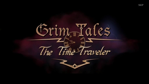 Grim Tales 14: The Time Traveler