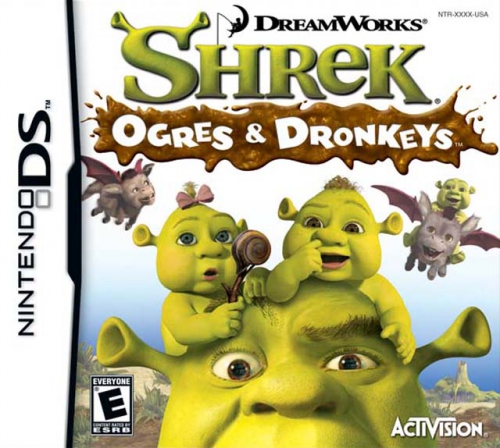 Shrek: Ogres and Dronkeys