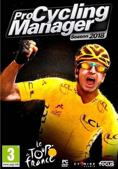 Pro Cycling Manager Season 2018