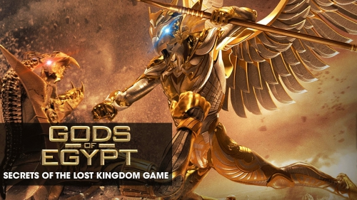 Gods Of Egypt: Secrets Of The Lost Kingdom