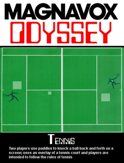Tennis 1972