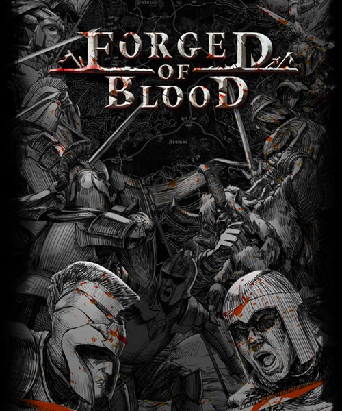 Forged of Blood