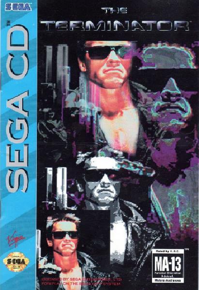 The Terminator for Sega CD
