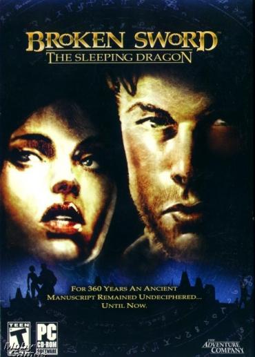 Broken Sword 3: The Sleeping Dragon