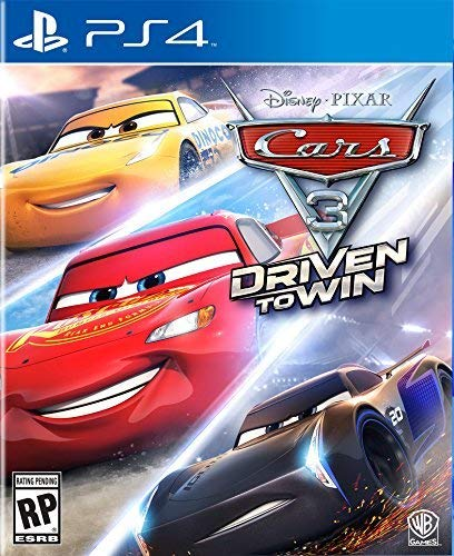 Disney-Pixar Cars 3: Driven to Win