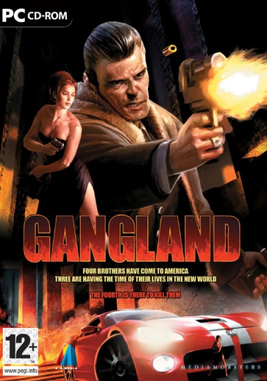 Gangland: Trouble in Paradise