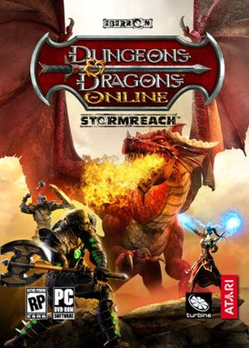 Dungeons and Dragons Online: Eberron Unlimited