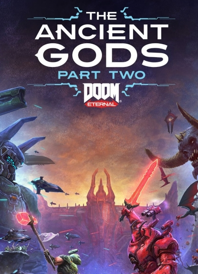 DOOM Eternal: The Ancient Gods Part Two