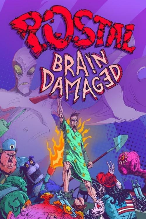 Postal: Brain Damaged