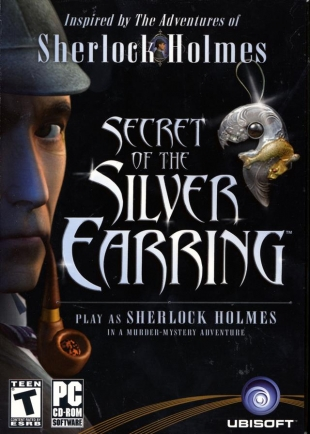 Adventures of Sherlock Holmes: The Case of the Silver Earring
