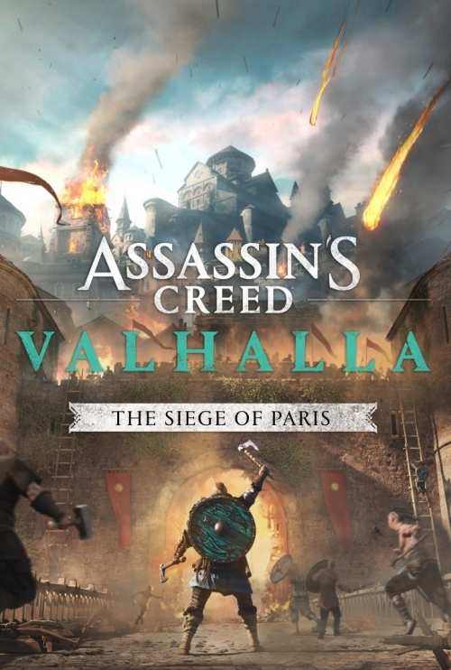 Assassin's Creed: Valhalla - The Siege of Paris