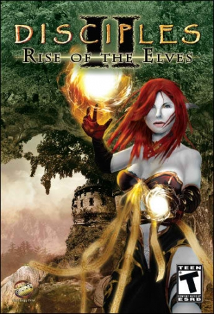Disciples 2: Rise of the Elves
