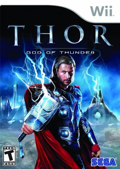 Thor: God of Thunder Wii, 3DS Version