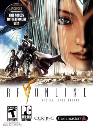 Rising Force Online