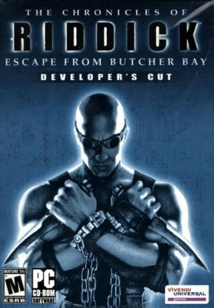 The Chronicles of Riddick: Escape from the Butcher Bay