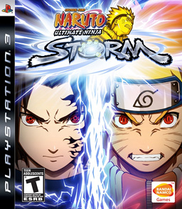 Naruto ultimate ninja storm игру