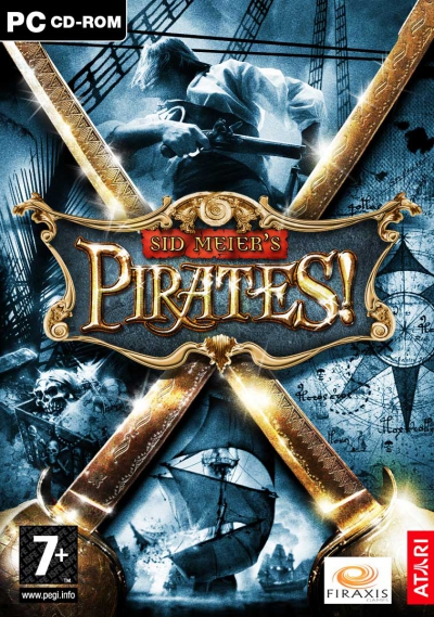 Sid Meier's Pirates! 2004