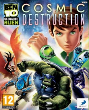 Ben 10 Ultimate Alien: Cosmic Destruction