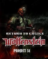 Return to Castle Wolfenstein: Project 51