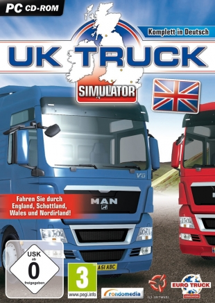 UK Truck Simulator